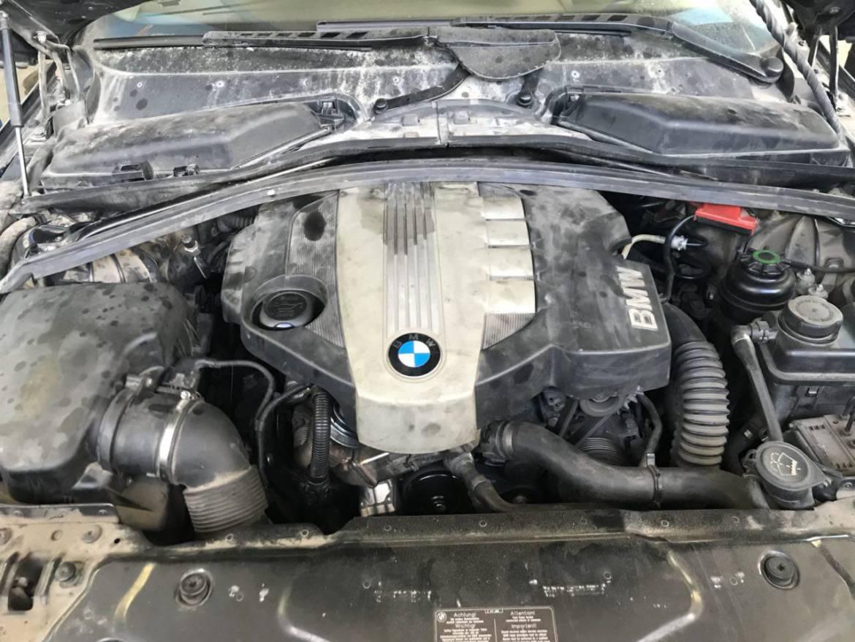 Ремонт двигателя BMW 5 ser
