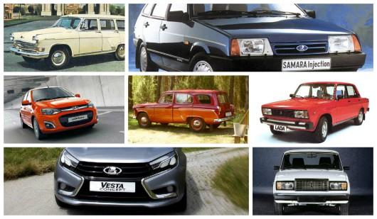 Ремонт отечественных автомобилей в Подольске