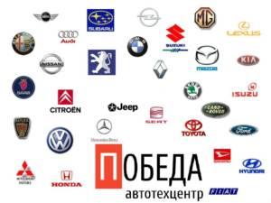 ремонт иномарок в Подольске