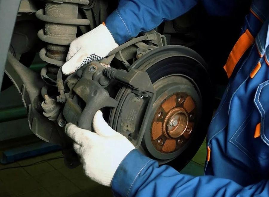 Ремонт и обслуживание тормозных систем