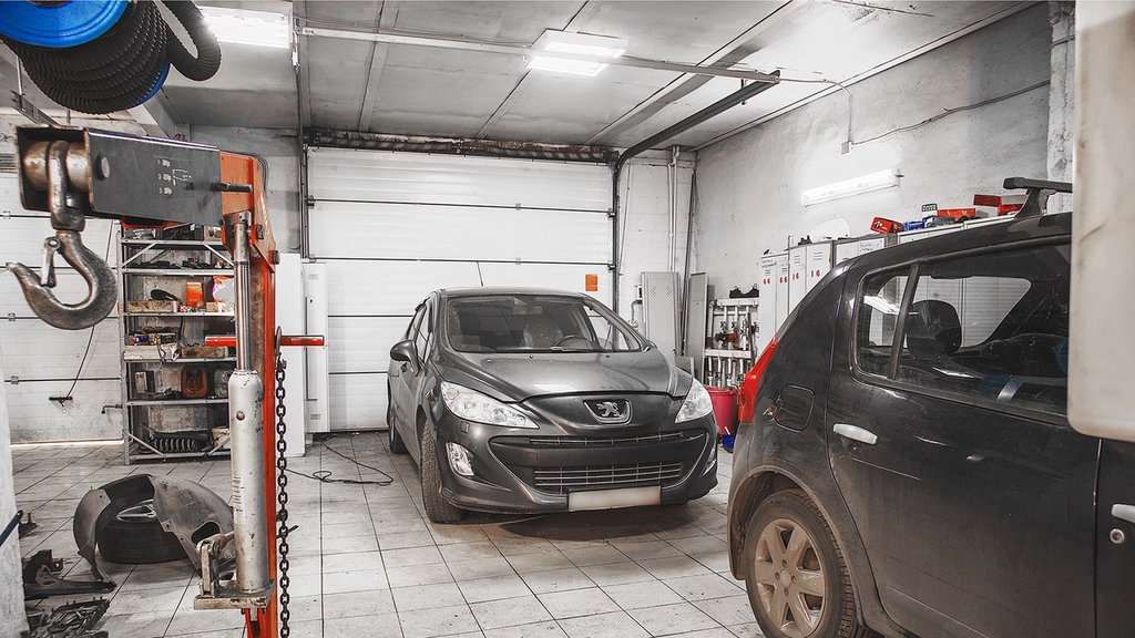 Ремонт автомобиля Ситроен